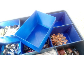 General Use Box for Organizer