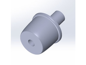 Bike Pump to Coleman Air Mattress Adapter (schrader valve)