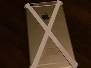 Iphone 6 Plus 6+ X Case