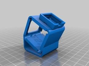 25º Polaroid Cube Mount + Gps Beitian 180