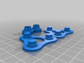 3 Bearing Fidget Spinner