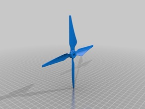 Drone Propeller Quad-Blade