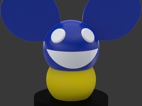 MyKeepon Deadmau5 Mask