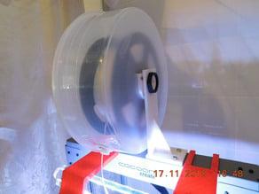 3D Filament Storage/Holder In situ