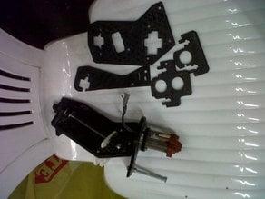 RAPMAN extruder motor brackets