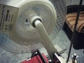 Prusa i3 filament spooler with 608 bearings prusa_i3 bearing