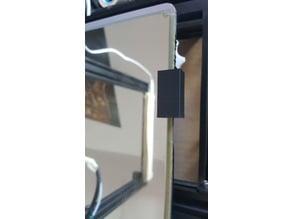 clip heat bed cr-10 mirror