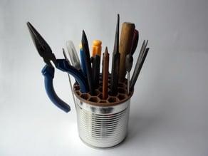 Simple tools holder