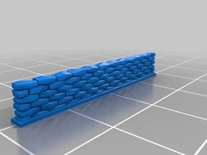 Stone Wall 12x4