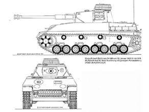 Panzer IV Ausf. K