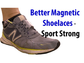 Better Magnetic Shoelaces - Sport Extra Strong