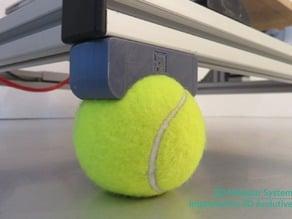 Scalar - Tennis ball damper feet