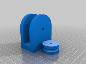 My Customized Parametric Pulley Assembly