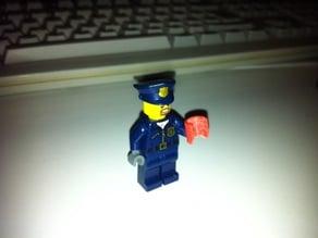 LEGO compatible big hand
