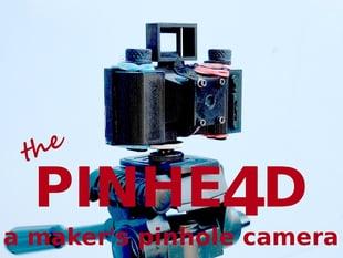 PINHE4D - a 35 mm Pinhole Camera