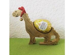 Ferrero Rocher Ei Dino
