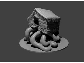 Sea Hag's Creeping Hut