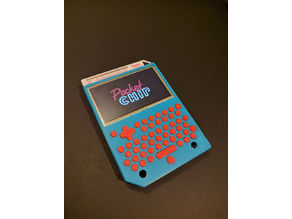 PocketCHIP Keyboard Faceplate