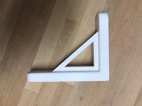 shelf bracket - équerre pour étagère