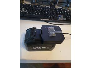 Cocraft LXC Battery adapter