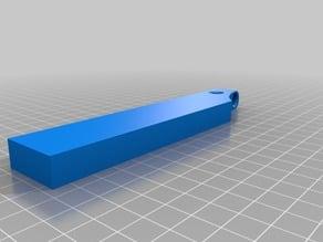 Tool Post Indicator Holder