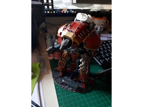 missile launcher for imperial knight