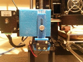 Anet A6 Z-axis limit switch adjuster