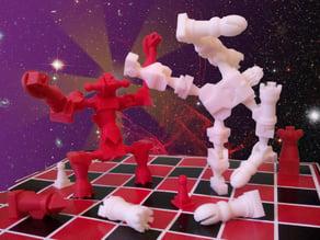 Chessbot Monster (Formerly Action #Chess)