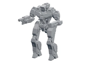 MWO style STG-3R Stinger 10mm N scale