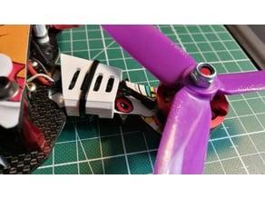 CarbonBird Scarab Knife 200 ESC Protectors Set