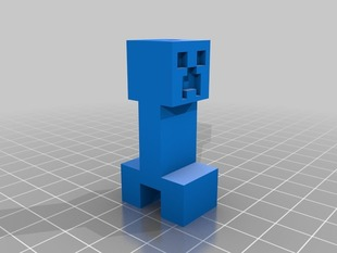 My Customized Parametric Creeper