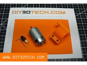 Mini-Lathe 555 Motor Tool Post Grinder!