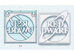 Red Dwarf Fan Guard