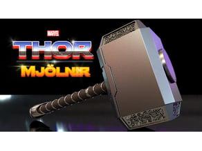 Mjölnir Thor Hammer