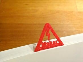 Maker Bookmark