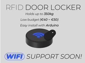Arduino Door Locking System