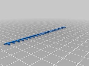 Dual extruder calibration objects