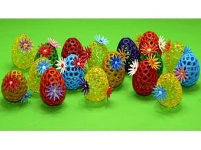 Easter Flowerish Eggs