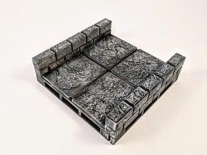 War-Lock Tiles: Corridors